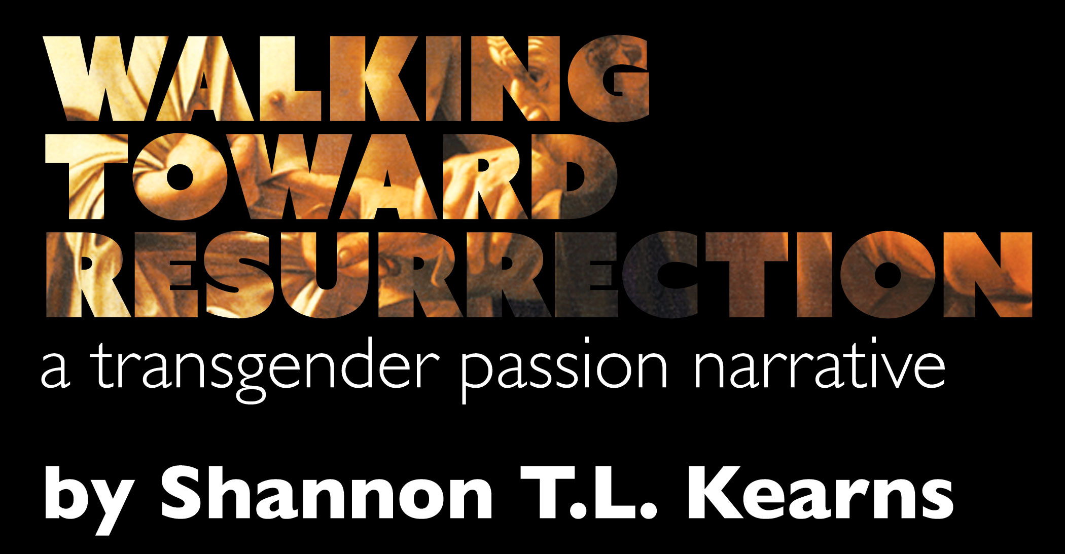 Transgender Passion Narrative Ebook: Cover Reveal and Contest