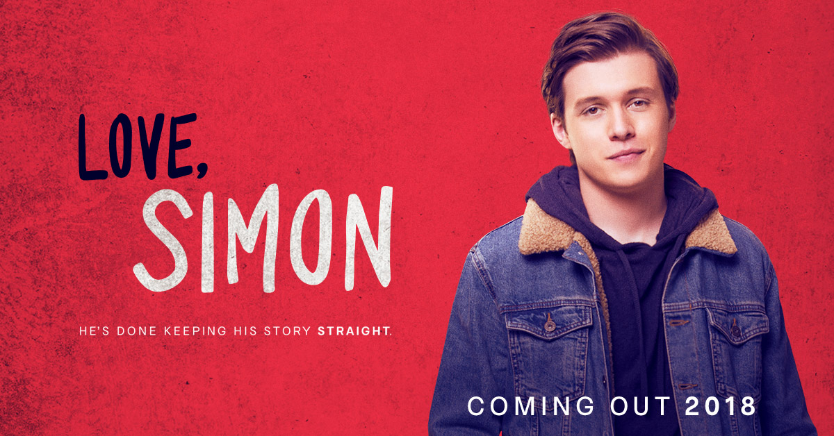 Coming Out, Love, Simon, and Happy Endings